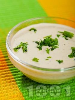 Сос с майонеза и горчица - снимка на рецептата